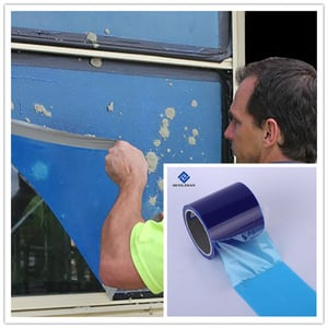 PE Protective Film For Window (Glass)