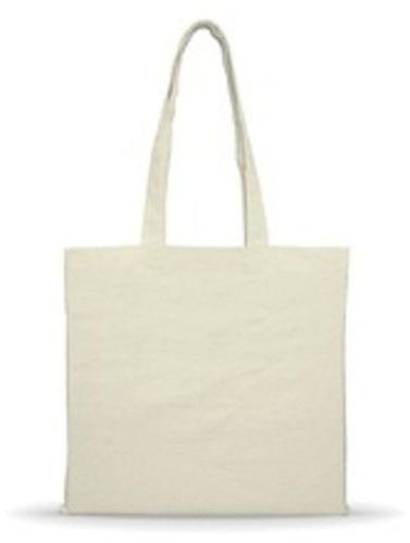 Plain Cotton Fabric Bag