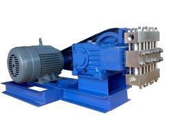 Industrial High Pressure Pumps