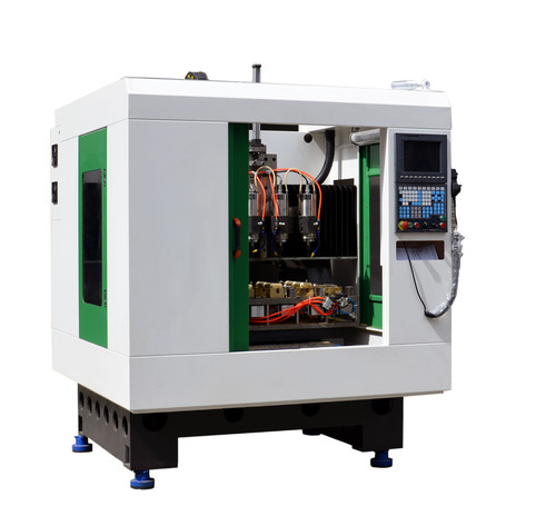 Multi-Spindle Engraving And Milling CNC Machine