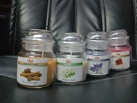 Scented Aroma Jar Candles