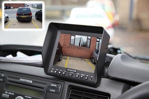 Vehicle CCTV Security System