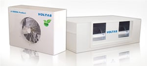 Compact Ductable Air Conditioner