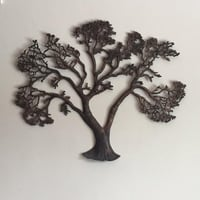 Metal Tree For Decoration