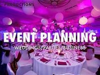 Event Management Services For Birthday Party