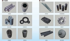 High Purity Moulded Graphite