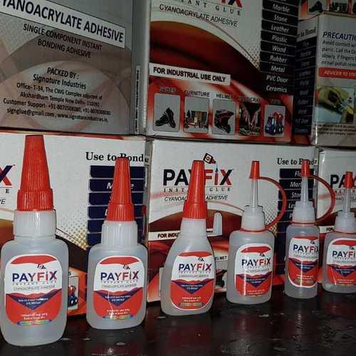 Payfix Instant Cyanoacrylate Glue