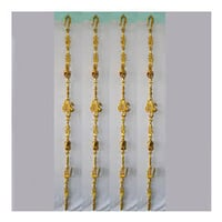 Brass Jhula Chain Set