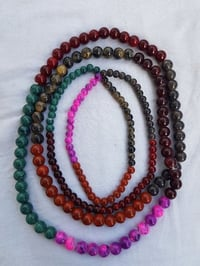 Colored Fancy Glass Beads
