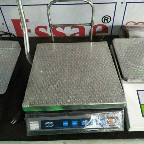 Electronic Weighbridge System