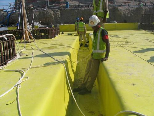 Pvc Waterproofing Services
