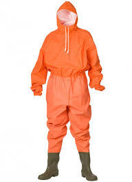 Pvc Coverall Suit