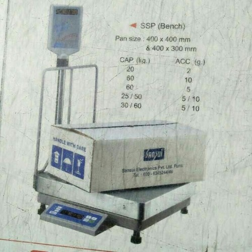Table Weighing Counting Scales
