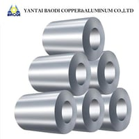 Aluminum Coil/Strip 1050 1060 thickness 0.1mm-5mm