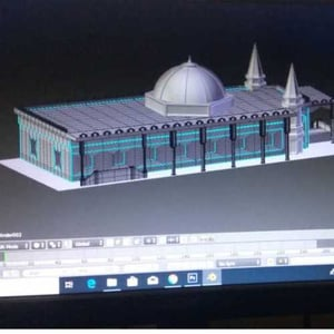 Plan Layout 2D And 3D Modelling Services