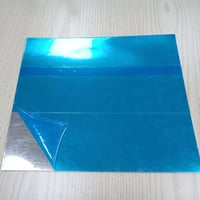 Professional Transparent Blue Surface Protection Foil for Stainless Steel