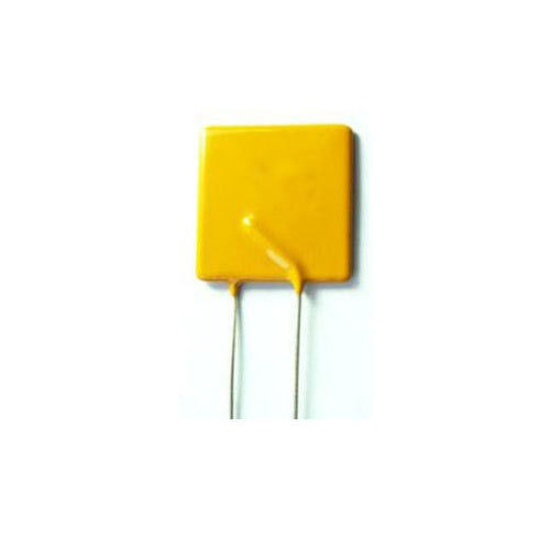 Yellow Durable Ptc Resettable Fuse