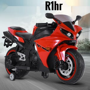 Battery Operated R1 Bike Toy