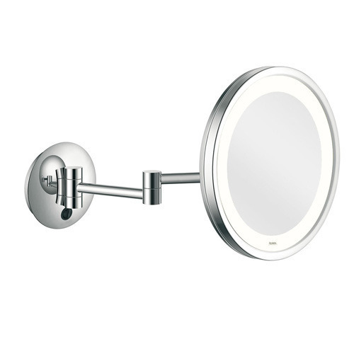 Silver Top Quality Make Up Mirror