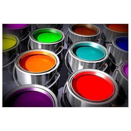 Acrylic Enamel Automotive Paint