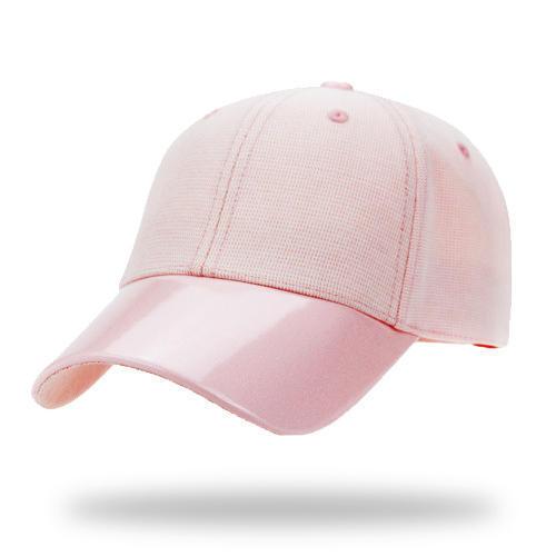 Light Pink Color Fashion Cap