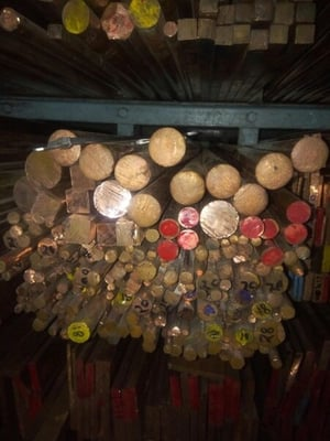 Reliable Copper Small Rods