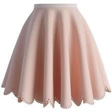 Custom Size And Fit Ladies Skirts
