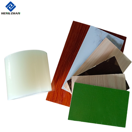 Types of Laminate Protective Film for HPL/LPL Furniture/Countertops
