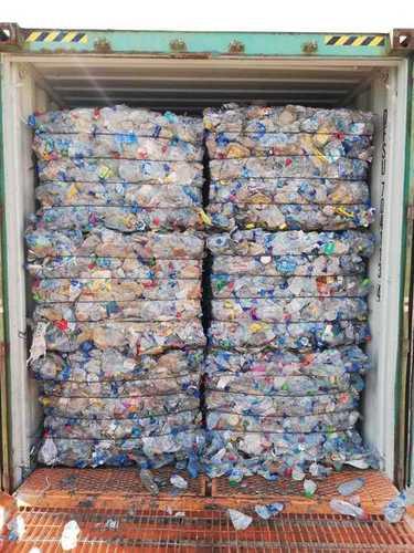 Recycled Pet Scrap Bales