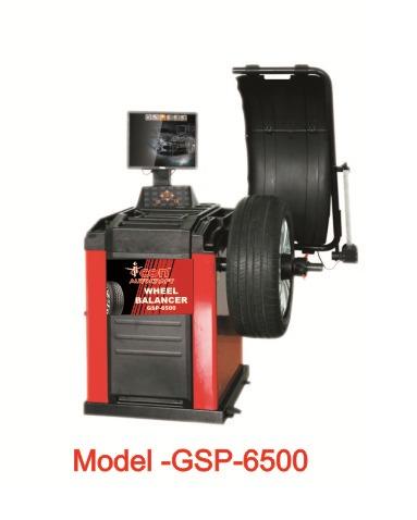 Videographic Wheel Balancer (Gsp-6500)