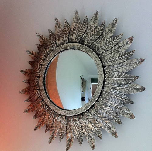 Aluminium Wall Mirror