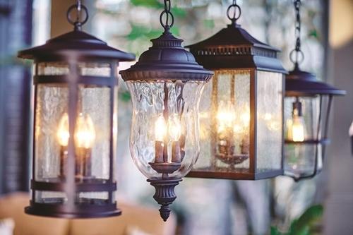 Designer Hanging Lanterns