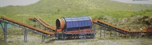 Solid Waste Compost Plant