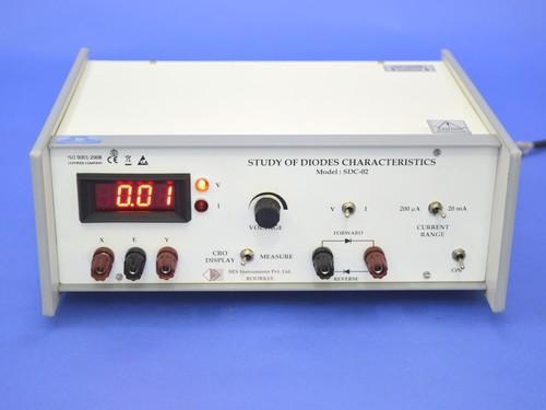 Diode Characteristics (SDC-02)