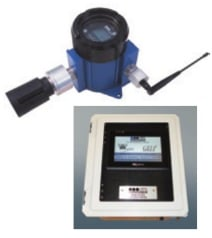 Robust Wireless Gas Detector