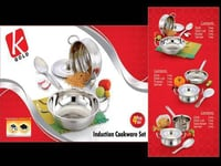 Stainless Steels Induction Cookware Set