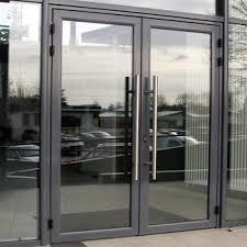 Aluminum Door With Glass
