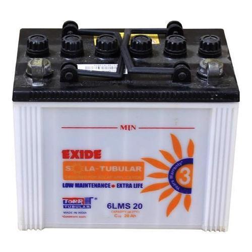 Best Quality Exide Solar Battery
