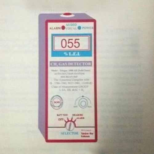 Portable Methane Gas Detector