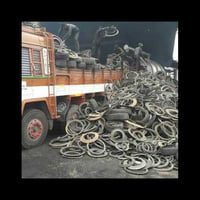 Waste Rubber Tyres And Tube Scrap