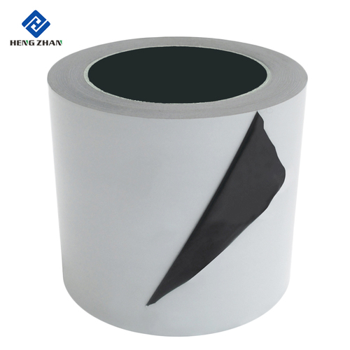 Customized Blow Molding Black And White Protective Film For Acrylic Sheet