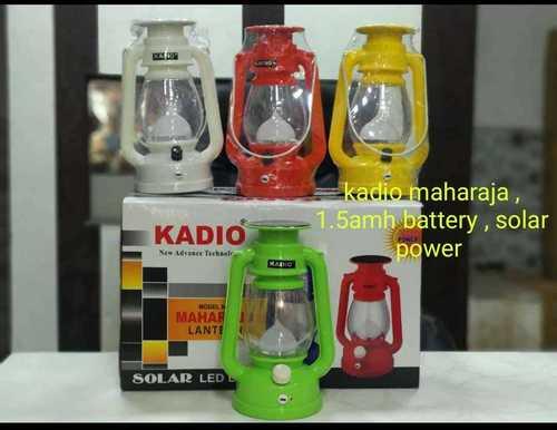 LED Solar Lantern Emergency Light