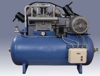Single Stage and Two Stage Industrial Air Compressor