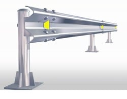 Stainless Steel Safety Barrier