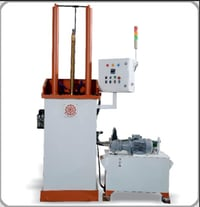 Vertical Internal Pull Down Broaching Machine