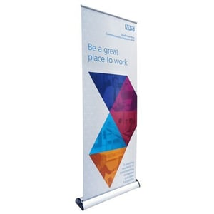 Foldable Photo Banner Stand