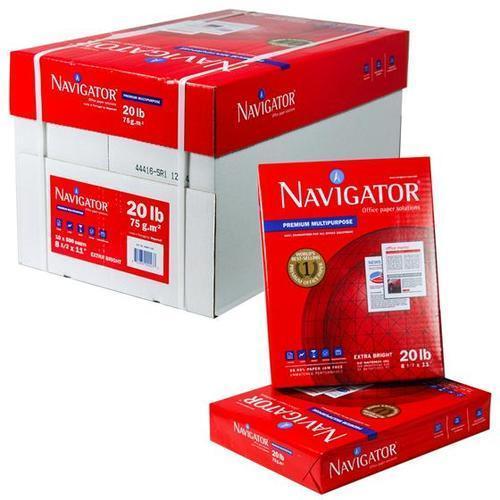 Navigator Premium Multipurpose A4 Copy Paper