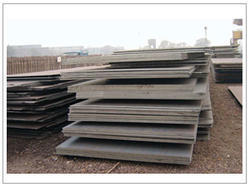Rugged Structure Mild Steel Plates