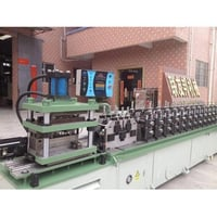 Semi Automatic Roll Forming Machinery