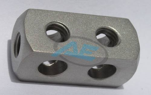 Wrench Cube Two Hole